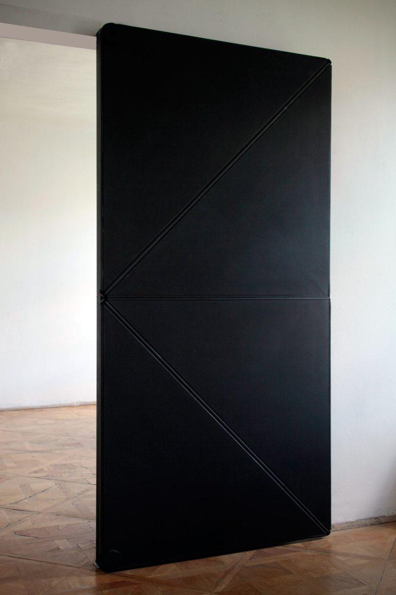 Klemens Torggler, an australian artist, has competely reinvented the door