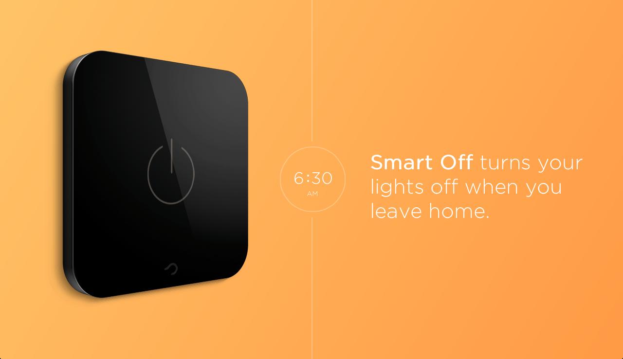 Futuristic Goldee Smart Light Controller Reinvents The