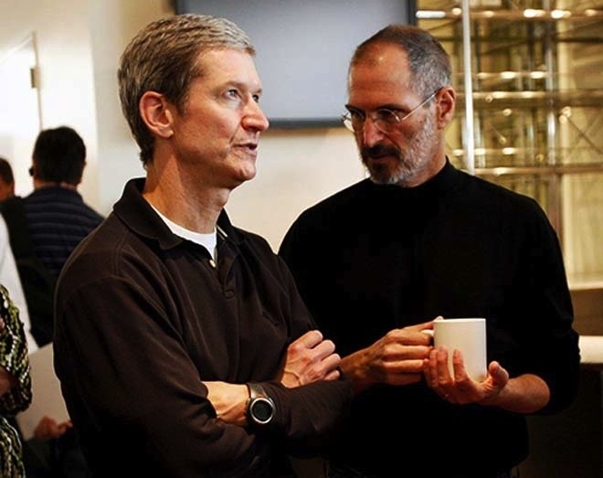 New book excerpt profiles management style of Tim Cook