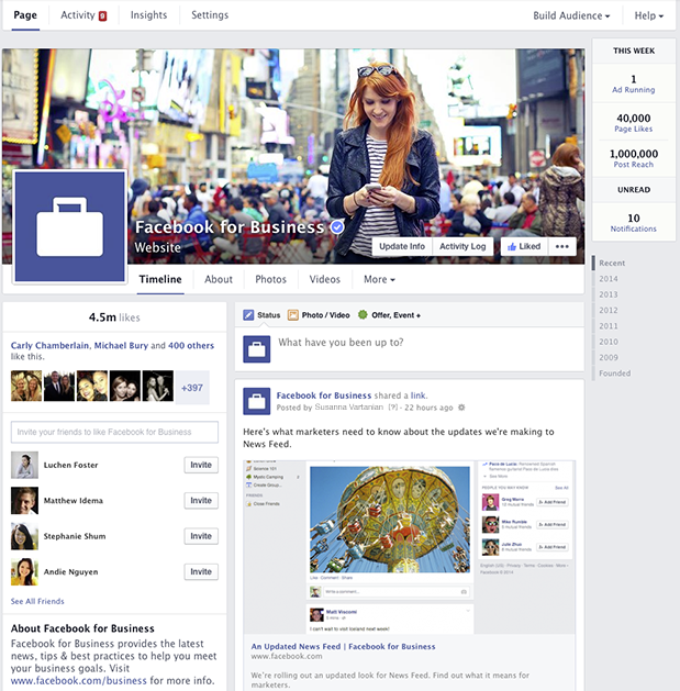 New-FB-Pages