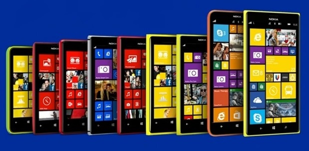 Lumia lineup